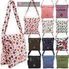 NEW WATERPROOF MULTI COMPARTMENTS HOLIDAYS FESTIVAL CROSSBODY BAG