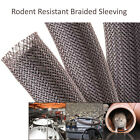 Rodent Resistant Expandable Braided Sleeving for Mouse  Rat Repellent