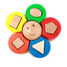 Kids Baby Toys Maths Wooden Puzzle Memory Learning Game Educational Toy игрушки