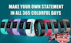 Silicone Sports Band Bracelet Strap Replacement Wristband For Fitbit Charge 2 UK