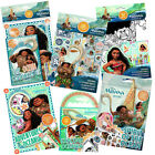 DISNEY MOANA - Colouring/Activity/Sticker/Tattoos/Play Pack (Kids/Gift/Xmas)