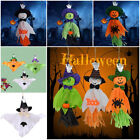 Scary Halloween Hanging Corn Bran Ghost Shape Cloth Party Decoration Toys Gifts