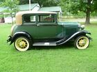 1931+Ford+Model+A++1931+Ford+Model+A+Victoria+++++Good+Condition++++Older+Restoration