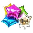 Colorful Ball Wedding Star Five-pointed Aluminum Inflatable Balloons Party Decor