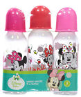 """Minnie Mouse """"Happy Girl"""" 3-Pack Bottles (9 oz.)"""