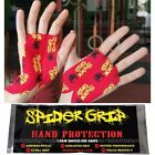 Spider Grip Pairs Hand Protection Tape Weightlifting Crossfit Lifting Gloves Lot