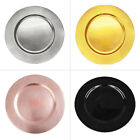 """CHARGER 13"""" PLATES 24 pcs Wedding Party Disposable TABLEWARE Table Decorations"""
