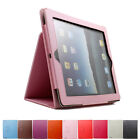 Magnetic Slim Leather Case Smart Stand Cover Case For iPad Pro 9.7 234 Air Mini4