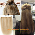 One Piece Extensions Long Thick Clip In 100% Human Hair Extensions 24-30inches
