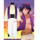 Animation Aladdin's lamp Prince Aladdin Cosplay Costume Men Full Sets Halloween