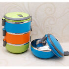 2017 Insulated Leak Proof Lunch Box Adults/Kids Thermal Containers Food Storage