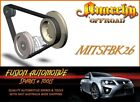 Fan Belt Kit for MITSUBISHI PAJERO NK 2.8L 4 CYL. 8V TURBO DIESEL 4M40T MITS26