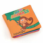 Educational Intelligence Development Soft Cloth Cognize Book Toy For Kid Baby US