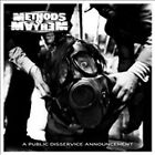 A Public Disservice Announcement by Methods of Mayhem (CD, Sep-2010,...