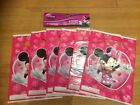 Disney Minnie Mouse Birthday Party Loot Bags Heart Favor Loot Bags 6 for 99p