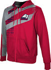 ProSphere Men's Dixie State University Structure Fullzip Hoodie (DSU)
