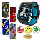 GolfBuddy WT5  Golf GPS/Rangefinder Watch+Bridgestone B330/S/RX/RXS+Ball Marker
