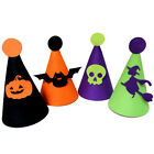 4 Design Halloween Children's Blankets Hat Halloween Party Fun Decoration Props