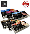 MILLENNIUM NAIL TIPS x 400 BOX ~ SIZES 1-10 INCLUDED ~ FREE POSTAGE