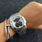 Hot Sell New Fashion Women's Lady Steel Strap Watch Top Bear Quartz Watch 6326FS