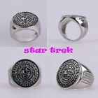 Star Trek Ring Star Trek Into Darkness Starfleet Academy Ring Cosplay Metal Prop on eBay