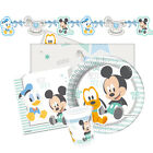 Disney INFANT MICKEY Mouse Party Range (Birthday New Baby Shower) Procos