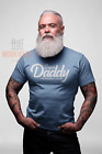 Super Daddy The Original Legend Funny T-Shirt Gift for Dad Birthday, Fathers Day