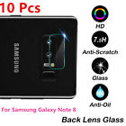 10X  7.5H+ Back Camera Lens Tempered Glass Protector Cover Fr Samsung Galaxy Not