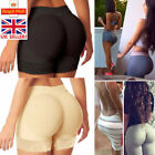UK Padded Bum Pants Enhancer Body Shaper Butt Lifter Booty Boyshorts Underwear