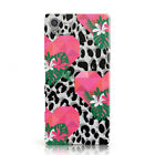 DYEFOR LEOPARD PRINT COLLECTION PHONE CASE COVER FOR SONY XPERIA