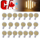 20X Warm White T10 Wedge Landscaping 24-SMD Dome Map LED Light bulbs W5W 168 194