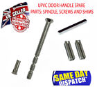 M5 Upvc Door Handle Screws and Sleeve, Spindle Shims Coverts, 7mm / 8mm Spindles