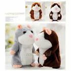 Talking Hamster Mouse Records Speech Kids Cute Mimicry Repeat Pet Toy Plush Xmas