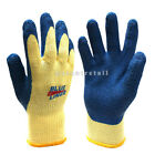 TOWA JAPAN Blue Liner Palm Coat Work Gloves Construction (#300)