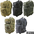Combat Mens Hex Stop Pack Backpack Army Bag Molle Assault Rucksack New 28 Litre