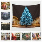 1PC Christmas Beach Cover Up Tunic Tapestry Wall haning Roomdorm Home Decor