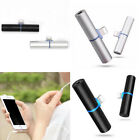 1 Pcs Headphone 3.5mm For iPhone  2 in 1 Adapter Lightning Charger Audio