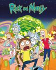 Rick and Morty Group Mini Poster 40x50cm