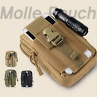 Military Tactical Small Utility Molle Pouch Waist Outdoor Belt Bag V_e