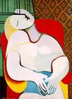 100% handmade oil painting reproduction,Pablo Picasso,Free DHL Shipping17X24INCH