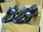 NEW US Military GI Womens Capps High Gloss Uniform Black Dress Shoes Most Sizes