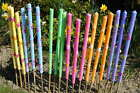 Citronella Garden Torches Candles HALLOWEEN Citron BBQ Party Garden Pick Colour