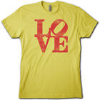LOVE Park Philly Bam Margera Skater Tee! • COOL Urban Skateboard Park T-Shirt