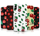 DYEFOR CHERRY PRINT COLLECTION HARD MOBILE PHONE CASE COVER FOR APPLE IPHONE X £4.95 GBP on eBay