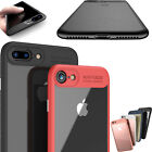 Hybrid 360° New Shockproof Case Tempered Glass Cover For Apple iPhone 7 & 8 UK