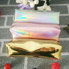 Hologram Holographic Laser Bag Makeup Bag Pencil Case Card H