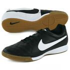 Brand New Nike Tiempo Genio Leather IC Men's Indoor Soccer Shoes 631283-010