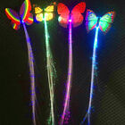 Halloween Colorful Butterfly Light Braids Plastic Luminous Braids Party Decorate