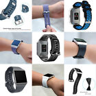 Classic Replacement Sport Silicone Gel Watch Strap Wrist Band For Fitbit Ionic