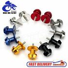 6/8/10mm Aluminum CNC Motorcycle Swingarm Swing Arm Spools Sliders Stand Bobbins $6.59 USD on eBay